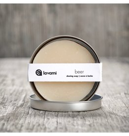 Beer Shaving Soap