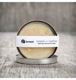 Tamanu + Rosehip Facial Soap