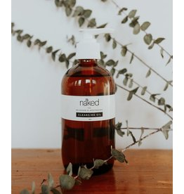 Naked Skincare - Cleansing Oil 8oz.