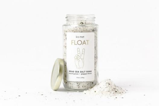 Lifestyle Kismet Essentials - Float Dead Sea Salt Soak