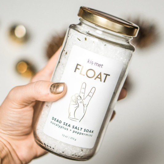 Lifestyle Kismet Essentials - Float Dead Sea Salt Soak