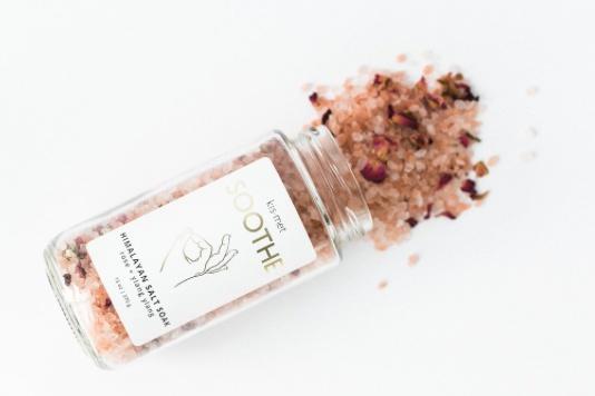 Lifestyle Kismet Essentials - Soothe Himalayan Salt Soak