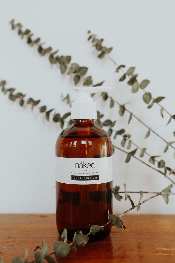 Naked Skincare - Cleansing Oil 3oz.