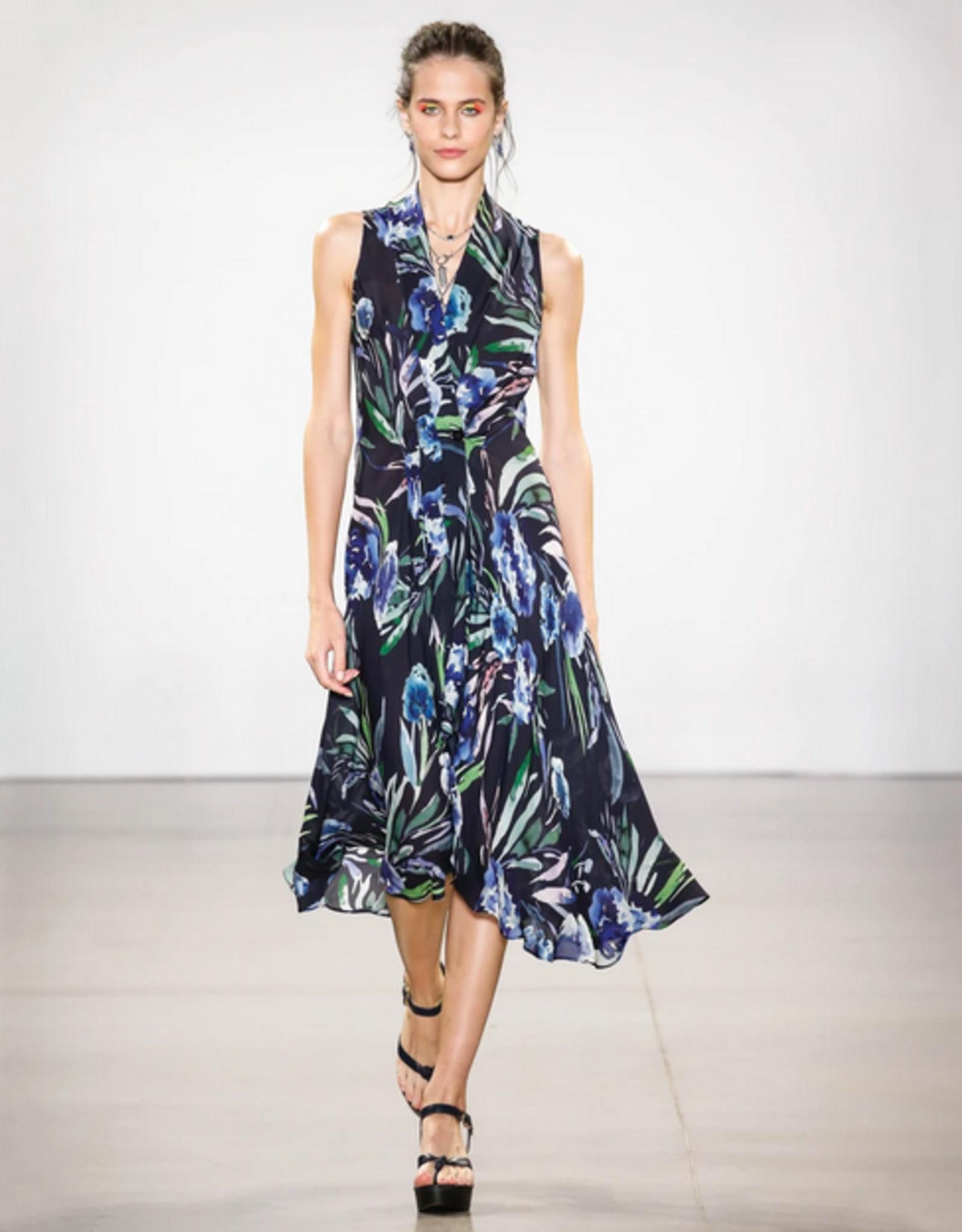 Blue Mirage Dress