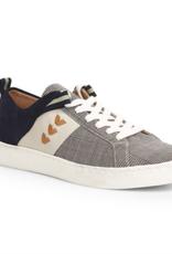 Ainsley Plaid Sneaker
