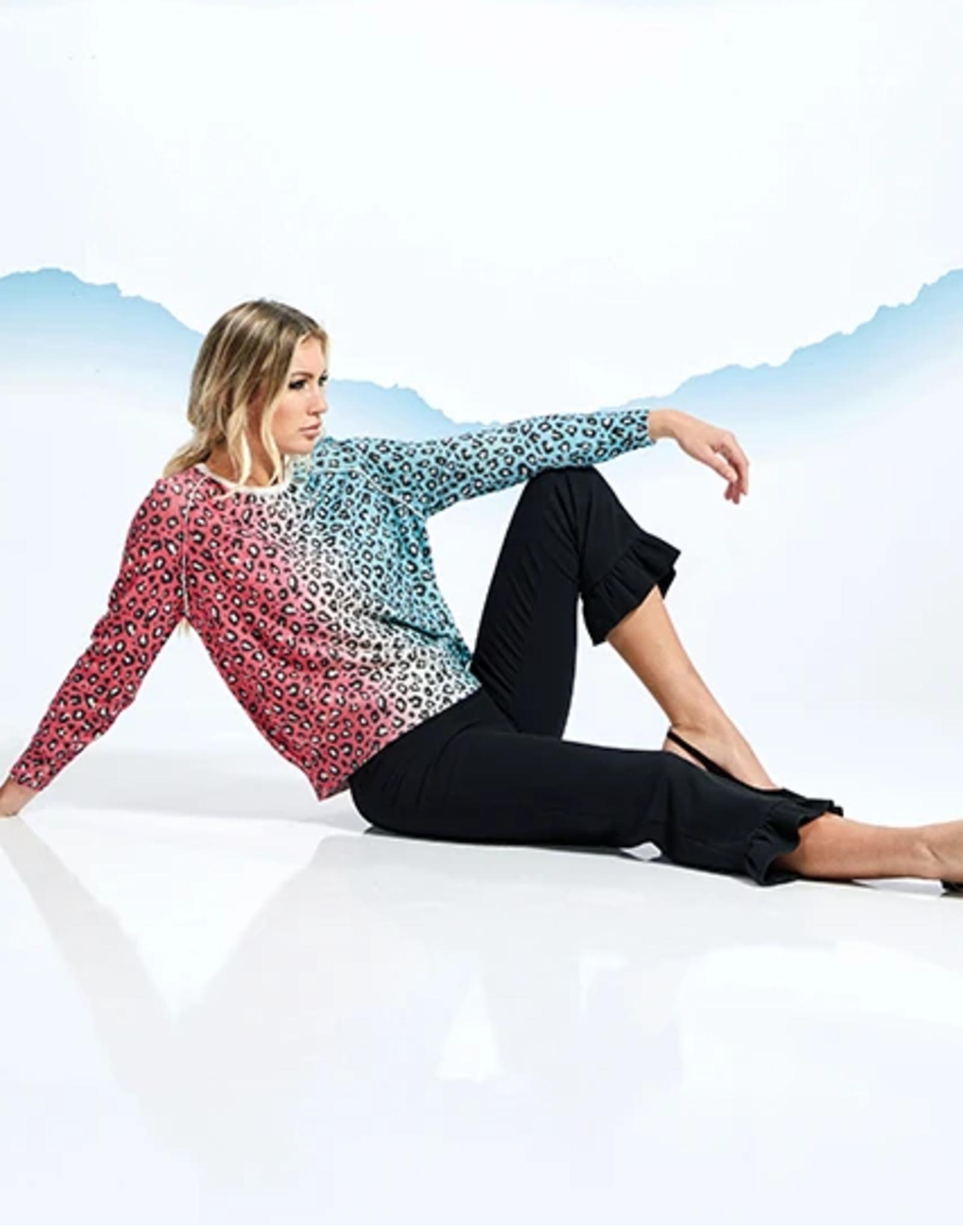 Suzie Leopard Sweater