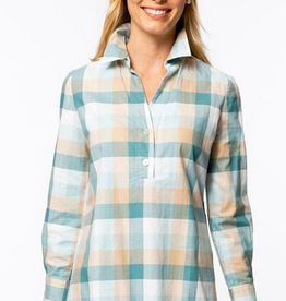 Teri Plaid shirt