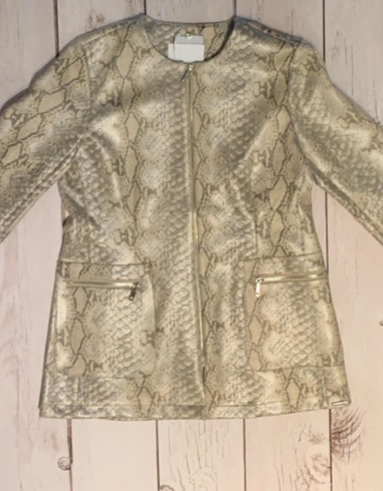 Birdie Snake Jacket