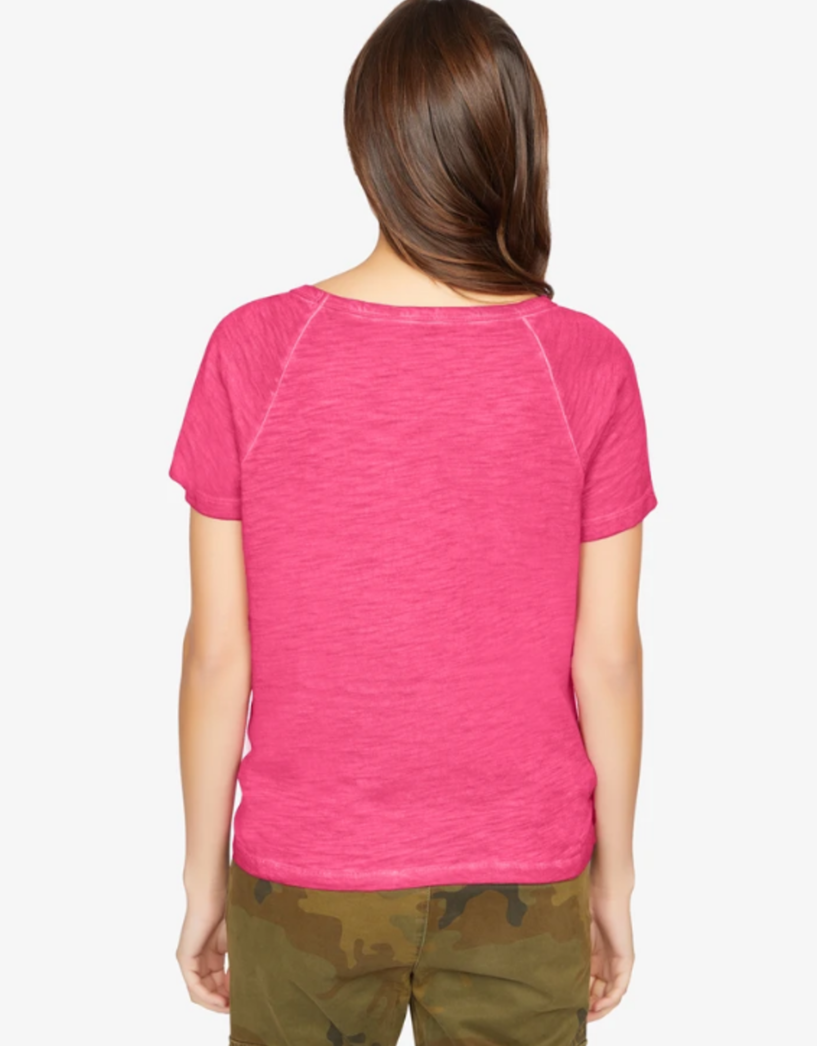 Lou Ruched Tee