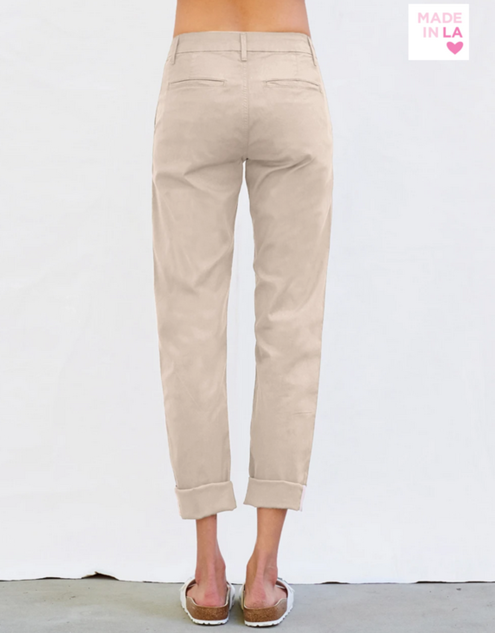 Roll-up Trouser