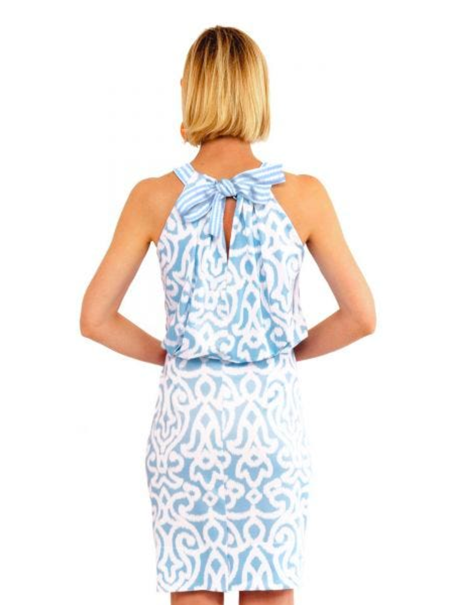 Bougie Arabesque Dress