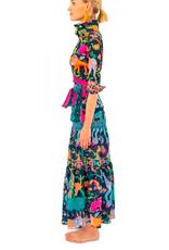 Ipanema Long Skirt - Animal Kingdom