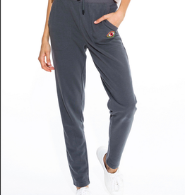 Skinny Jogger With Eye embroidery