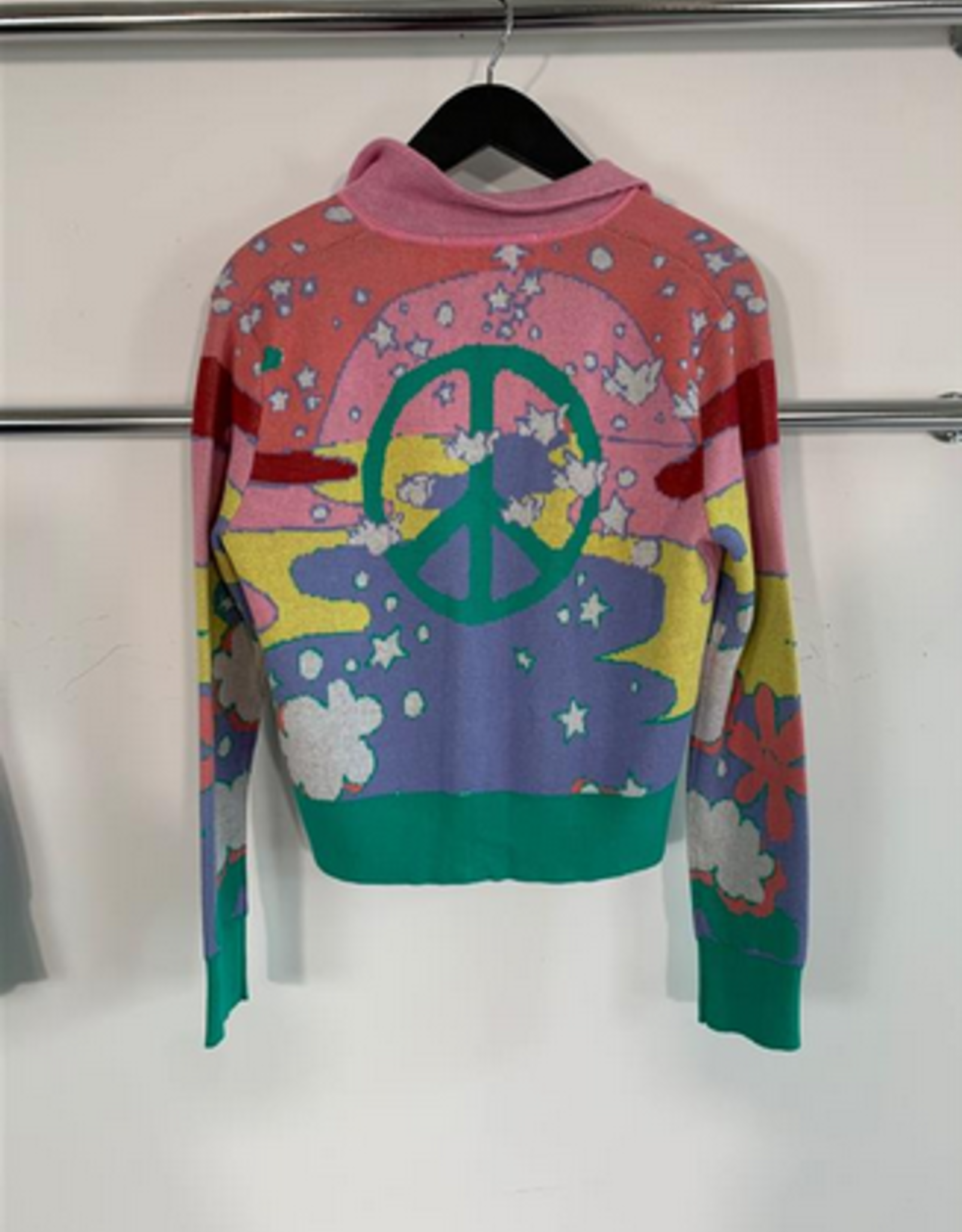 Peace Cardigan