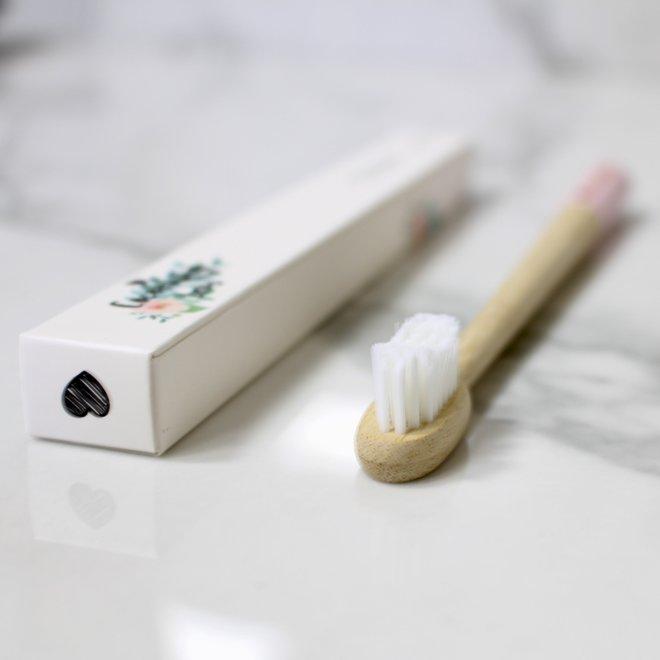 Cocooning Love - Brosse à dents bambou