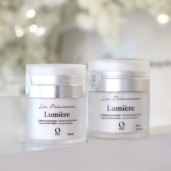 Crème hydratante Lumière - 50ml