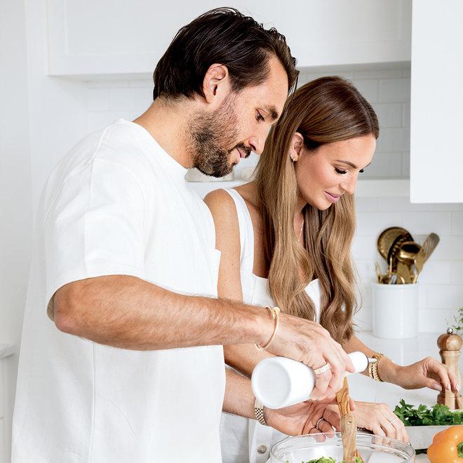 Simplement Chic tome 2 - De ma cuisine à la vôtre (Couverture rigide)