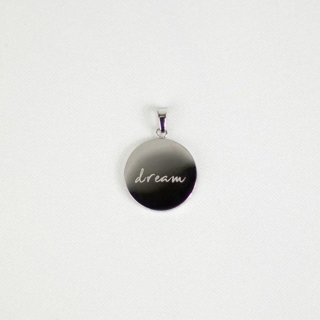 Pendentif Dream - Argent