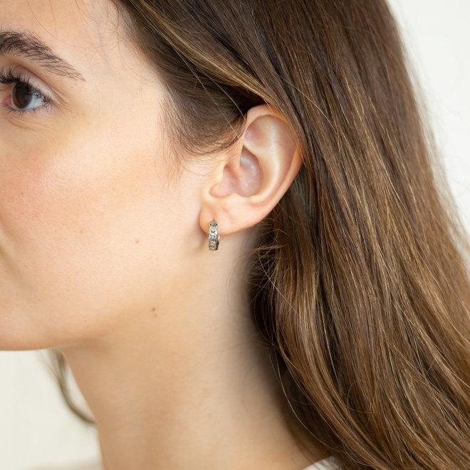 Boucles d'oreilles Liana - Argent