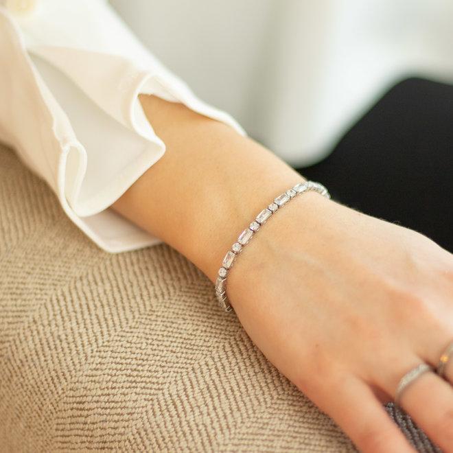 Bracelet Angélique - Argent