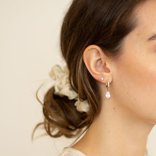 Boucles d'oreilles Liris - Or