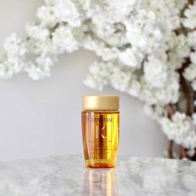 Bain Elixir Ultime Format Voyage - 80ml