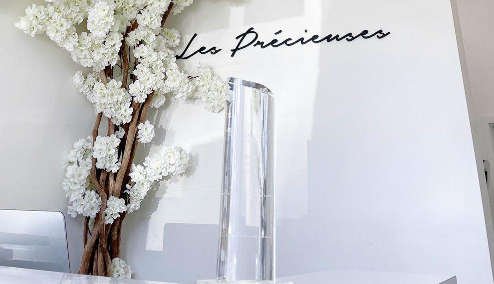 """Les Précieuses remporte le prix """"The Ace of Influence Award"""""""