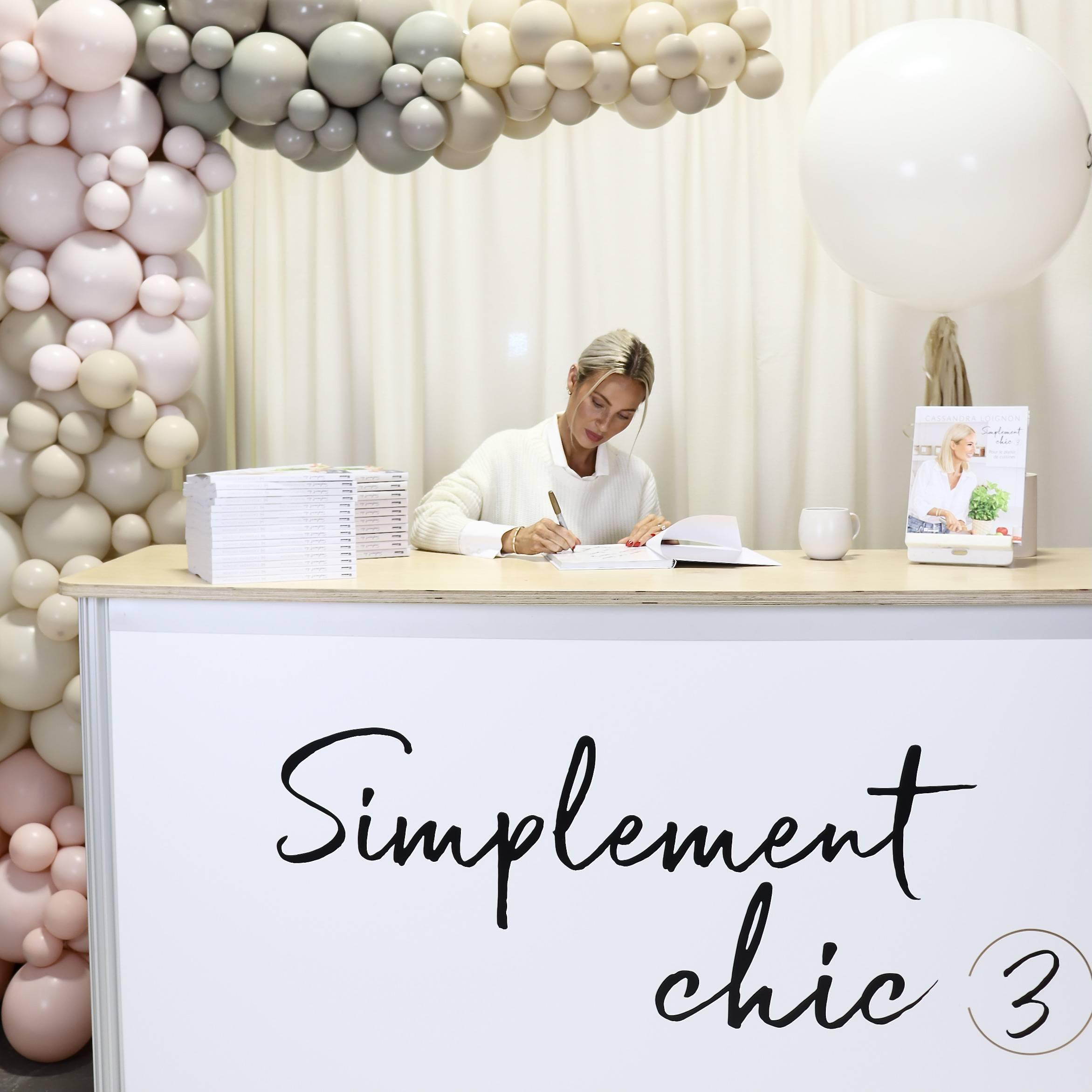 SIMPLEMENT CHIC 3 - POUR LE PLAISIR DE CUISNER