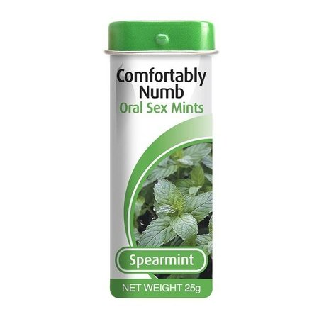Pipedream Comfortably Numb Oral Sex Mints 25g