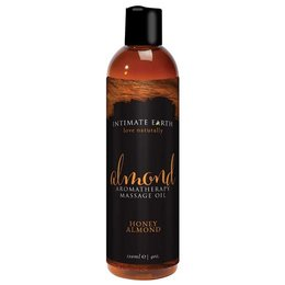 Intimate Earth Intimate Earth Aromatherapy Massage Oil 4oz