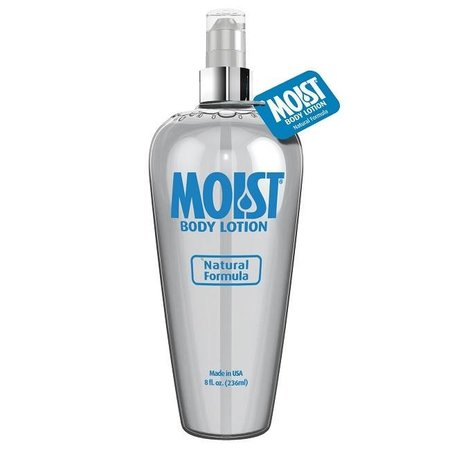 Pipedream Moist Body Lotion Water-Based Lubricant 8oz