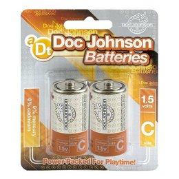 Doc Johnson Doc Johnson C Size Battery 2 Pack