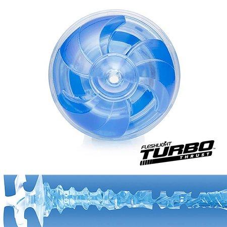 Fleshlight Fleshlight Turbo Thrust - Blue Ice