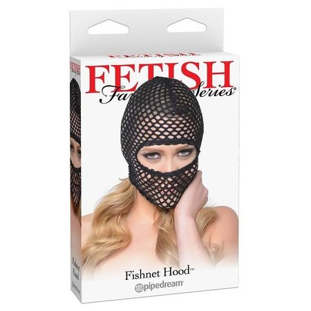 Fetish Fantasy Series Fetish Fantasy Series Fishnet Hood