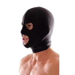 Fetish Fantasy Series Fetish Fantasy Series Spandex 3 Hole Hood