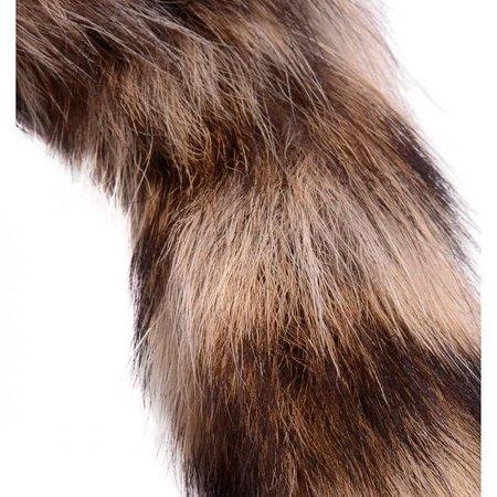 Tailz Tailz Fox Tail Glass Anal Plug