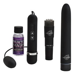 Doc Johnson Black Magic Pleasure Kit