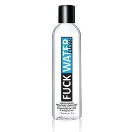 FuckWater Clear 8.1oz