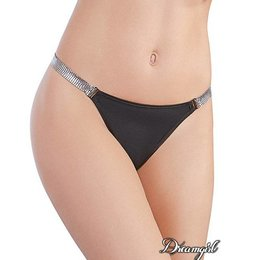 Dreamgirl Dreamgirl Chainmail Straps G-String