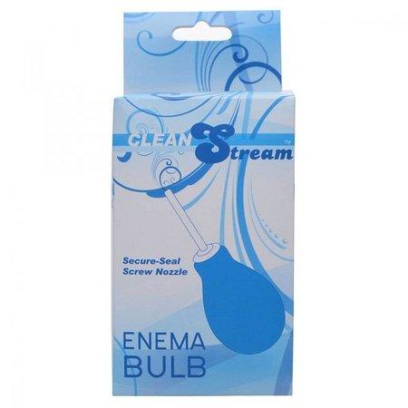 CleanStream CleanStream Enema Bulb Blue