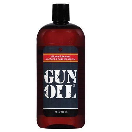 Gun Oil Gun Oil Silicone Lubricant 32oz