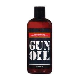 Gun Oil Gun Oil Silicone Lubricant 16oz