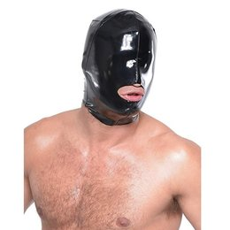 Fetish Fantasy Series Fetish Fantasy Series Wet Look Open Mouth Hood