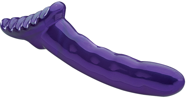 The Fuze Harmony Dildo in Purple