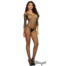 "Dreamgirl ""Amsterdam"" Fishnet Bodystocking OS"