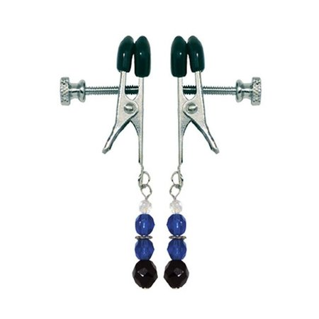 Spartacus Beaded Broad Tip Clamps