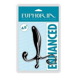 "Euphoria Enhanced Male G-Spot Stimulator 4.5"""