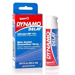 Screaming O Dynamo Delay Spray 22.2ml