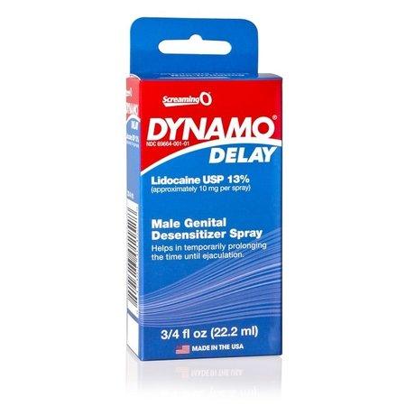 Screaming O Screaming O - Dynamo Delay Spray 22.2ml