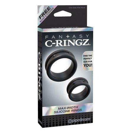 Fantasy C-Ringz Fantasy C-Ringz Max-Width Silicone Rings